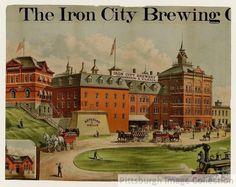 Iron City Brewery