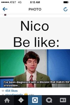 Yep---LOL more like Leo!<<< Nico and Leo are both super sassy and fabulous in their own ways.
