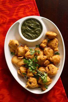 Gobi Pakora | Indian Cauliflower Fritters