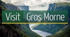 Gros Morne Events Calendar and information about visiting Gros Morne National Park, Newfoundland and Labrador, Canada