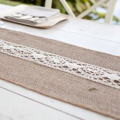 View our products for hire ranging from vintage decor, blackboards, lawn games and accessories to accentuate your wedding or party decor. Hessian Table Runner, Table Runners, Vintage Decor, Parties, Wedding, Home Decor, Fiestas, Valentines Day Weddings, Decoration Home