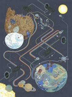 Andrew DeGraff - Path Of The Trek