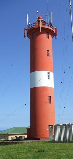Coopers Lighthouse    Brighton Beach            Lighthouses of South Africa