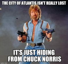 When Chuck Norris sneezes, Corona buys si Best Chuck Norris Jokes, Steven Seagal, Funny Memes, Hilarious, Tough Guy, Funny Photos, I Laughed, Quotes To Live By, Laughter