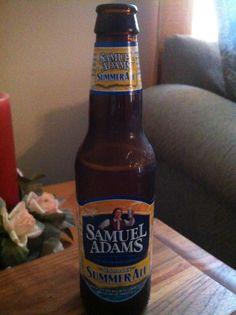 Samuel Adams - Seasonal Brew - Summer Ale