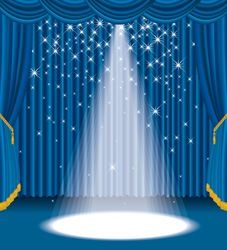 """Curtain Call: When it feels like the plans that we have for ourselves are no longer """"working"""" that is when we know that we are in His will for us. Stage Background, Studio Background Images, Photo Background Images, Paper Background, Christmas Background, Stage Curtains, Blue Curtains, Modern Curtains, Celebration Background"""