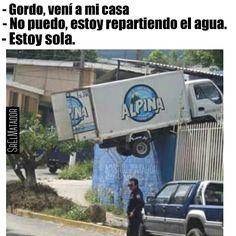 Cuando el deber llama. . . #SoloEnElSalvador #Agua #AguaAlpina #Cristal #camion #accidente #volar #rapidoyfurioso8 #policia #nave #trabajo #SrElMatador #ElSalvador #SV #SrElMatador http://www.srelmatador.com #Foto