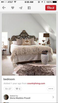 Headboard/bedroom