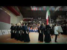 2012 WKC 15° Campionato del Mondo di Kendo: la nazionale italiana - Team Italy  ----  15th World Kendo Championships: the adventure of Team Italy  (video shot with a Nikon D800)