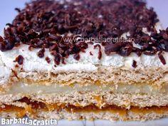 Prajitura cu mere si biscuiti Tiramisu, Sweets, Cookies, Ethnic Recipes, Food, Pastries, Recipes, Pies, Crack Crackers