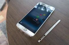 Galaxy Note 5 - phablet S-Pen