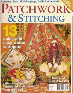 Patchwork stitching 13 - Joelma Patch - Álbumes web de Picasa