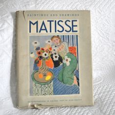 Matisse - Paintings and Drawings Book