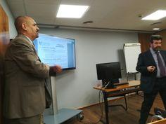 Curso sobre las Ley de Servicios de la Sociedad de la Información, impartido a compañeros abogados en el Centro de Estudios del Ilustre Colegio de Abogados de Madrid