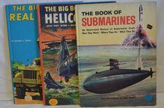 BOOK SALE Vintage Hardback Children's Book Lot by FloridaFinders, $15.00