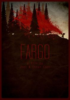 Must add this poster to the collection! #fargo