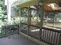 Johnson Screened Porch