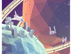 Space [Early Test v.2] by Timothy J. Reynolds