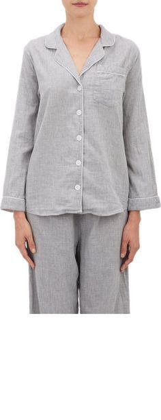 Steven Alan Cotton Pajama Shirt