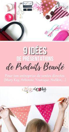9 Idees Originales De Presentations Produits