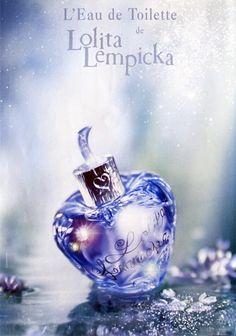 Publicité du parfum L'Eau de Toilette de Lolita Lempicka(2002 - 2003) de Lolita Lempicka