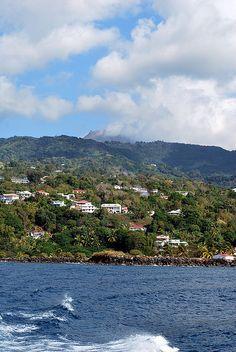 Guadeloupe Trois-Rivières basse Terre