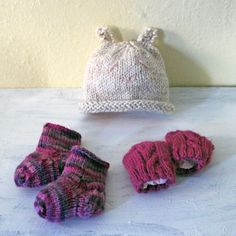 Little Knits for a Little One