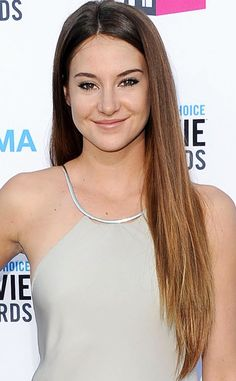 Shailene Woodley vs. Shampoo from Shailene Woodley's Outrageous Quotes! | E! Online