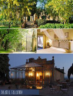 Destination-wedding-Italy  Cortona- Relais Il Falconiere.  I wish!!