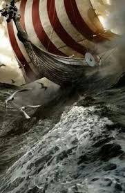 Znalezione obrazy dla zapytania viking ship