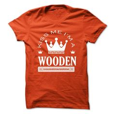 TO2803 1 Kiss Me I Am WOODEN Queen Day T-Shirts, Hoodies. SHOPPING NOW ==► https://www.sunfrog.com/Automotive/TO2803_1-Kiss-Me-I-Am-WOODEN-Queen-Day-2015-qfprjrgxmy.html?id=41382