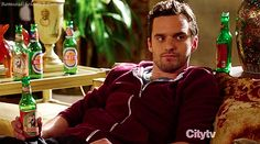 Because you too should be your own character on New Girl already.
