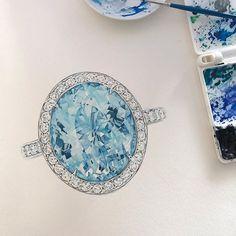 Jewellery Sketches, Jewelry Drawing, Jewelry Sketch, Jewelry Illustration, Tiffany, E Design, Designs To Draw, Jewlery, Jewelry Design