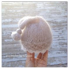Inspiration knitted hat