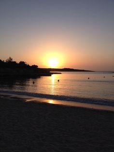Sunset Port des Torrent, Ibiza