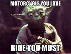 motorcycle you love