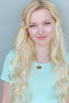 Dove Cameron love her hair - She's completely gorgeous.