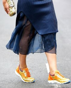SNEAKERS, TRAINERS, STREET STYLE