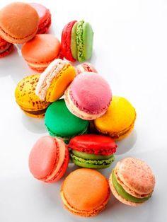 Colorful... Pierre Hermé