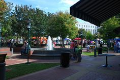 Downtown Chattanooga | Miller Plaza in Downtown Chattanooga | Flickr - Photo Sharing!