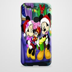 Mickey Mouse And Donald Duck Google Pixel Case | casefantasy