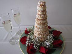 Danish wedding cake - Kransekage