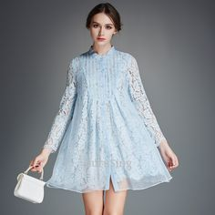 Product Name: LD5331 Lace Mini Swing Dress Click On Link To View This Product : http://gurusing.sg/shop/womens-fashion/ld5331-lace-mini-swing-dress. We Have Publish More Products And Special Offer Are Going On Our Website GuruSing. Hurry Enjoy Up To 80% Discounts......