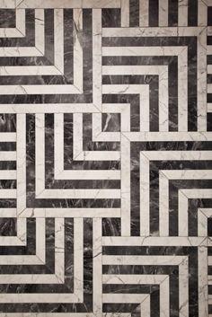 These tiles!! #geometric ❤️