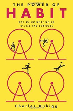 The Power of Habit: Why We Do What We Do in Life and Business - Charles Duhigg ($15.40)