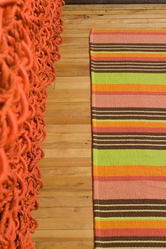 Our woven cotton area rugs are so adaptable they make themselves at home in any room. Constructed using a hand loomed flat weave in durable cotton, these rugs are lightweight, reversible and affordable. Office Rug, Dash And Albert, Rug Company, My Living Room, Area Rugs, Weaving, Blanket, Woven Cotton, Ideas