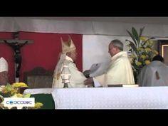 Erección de la Parroquia de la Santisima Trinidad Metepec - YouTube