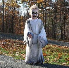 The Best Ghost Costumes | A Little Boy In A Ghost Costume | CostumePrize™