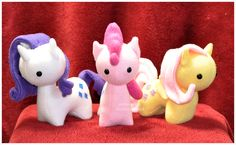 Uber Cute - MLP - Itsy-Pony Plush - by *mihoyonagi on deviantART