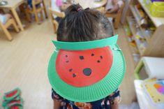 여름 물놀이 : EVA와 종이접시로 만드는 썬캡 만들기 : 네이버 블로그 Childcare, Activities For Kids, Diy And Crafts, Hats, Hat, Child Care, Children Activities, Parenting, Kid Activities
